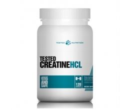 TESTED Creatine HCL 120tab 750mg (kreatiin hüdrokloriid)